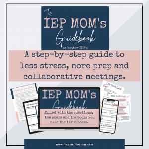 iep parent help